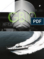 GBY Grand Banks Yachts Annual Report 2010