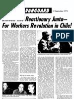 Workers Vanguard Supplement - 13 September 1973