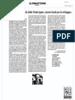 Gianni Lettieri - situazione debiti partecipate