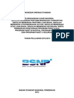 Peraturan Pos Un Smpsma Smk Dan Unpk Tahun 2013