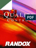 Quality Control Brochure