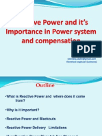 what is reactive power