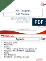 MC Training November 2010