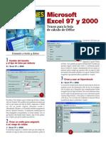 Trucos Para Excel 97 y 2000