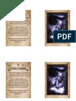 Dark E lfMagic Cards
