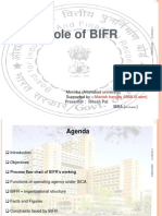 role of BIFR