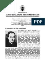 Lenz, Manfred - Alfred Schuler und die kosmische Bläue