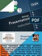 Presentation Biologi EVOLUSI