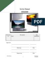 Gateway 56inch RPTV Service Manual