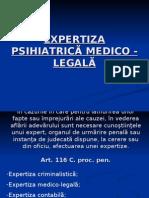 expertiza psihiatrica