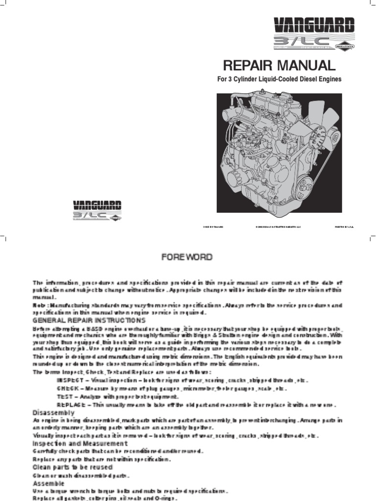 58a447service manual internal combustion engine fuel injection rh scribd com Dodge Ram 2500 Diesel Manual Diesel Timing Marks