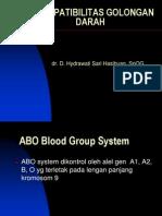 Inkompatibilitas Gol Darah