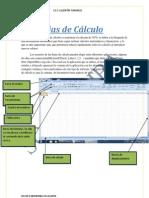 Las Hojas de Cálculo.docx