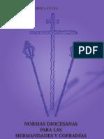 normasdiocesanasparahermandadesycofradias