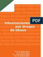Intoxicaciones por drogas de abuso.