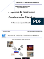 Canalizaciones Electricas Clase 2
