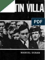 Duran, Manuel - Martin Villa. Hordago 1979