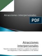 Atraccion Interpersonal
