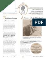 RHS Newsletter 02 2007