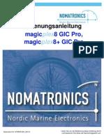 Magicplex8GIC PRO 8+GIC PRO 1 New