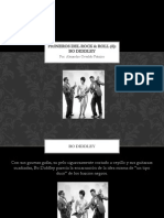 Pioneros Del Rock & Roll (4)-Bo Diddley-Alejandro Osvaldo Patrizio