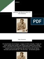 Pioneros Del Rock & Roll (7)-Fats Domino-Alejandro Osvaldo Patrizio