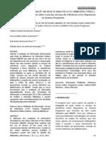 Biblionline-8(1)2012-A Mediacao Da Informacao Na Rede de Bibliotecas Do Ministerio Publico Federal- Um Mapeamento Sobre o Uso Dos Servicos de Referencia Online Disponiveis No Sistema Pergamum
