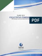 CICLO TOTVS ITINERANTE