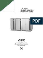 Install Guide Silcon 10 40kW 990-4050a