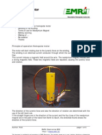 Description Homopolar Motor