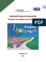 Projeto de Leitura MALA VIAJANTE
