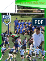 ARLD Captain's Cup 2012 Handbook