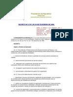 Decreto 5707