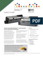 Zebra ZXP7 Color ID Card Printer