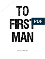 To First Man | An AV Club Cookbook