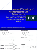 Antidepressants and Antipsychotics