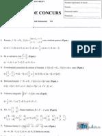 Mate.info.Ro.1254 Subiecte Politehnica Bucuresti 2010- Algebra - Analiza