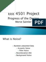 Eee 4501 Project Merve s Aim Ler