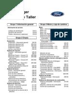 Manual ford Ranger_español(98-02)_2.3_2.5_2.8_4.0