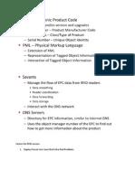 RFID notes
