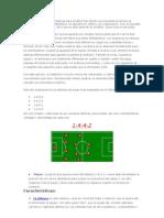 El sistema de juego o las tácticas para el fútbol han tenido una importancia mínima al comienzo de la historia futbolistica
