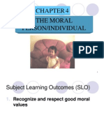 Moral ethics chapter4