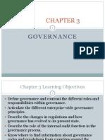 Chapter 3 Governance