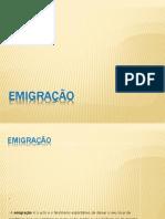 Emigraçao em portugal