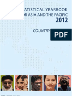 UN Statistical Yearbook for Asia and the Pacific 2012