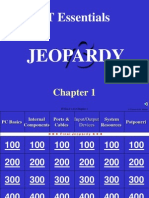 IT Essentials - Jeopardy game