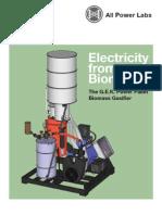 Electricitate din Biomasa !