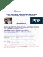 Trezirea Inimii Iluminate  - un workshop bazat pe invataturile lui Drunvalo Melchizedek.