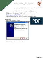Setting USB Modem AC2791 (REV B)