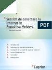 cercetare privind piata internetului din moldova